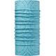 Buff High UV Scarf Mash Turquoise